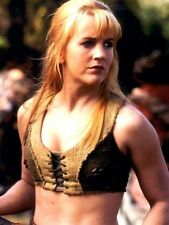 POSTER XENA LUCY LAWLESS KARL URBAN PRINCIPESSA GUERRIERA WARRIOR PRINCESS TV #1