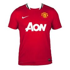 Manchester United 2011-2012 Soccer Jersey Nike XL NWT MAN U Dri-Fit Red Devils