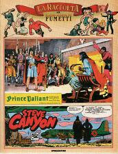 PRINCE VALIANT, STEVE CANYON (Grande Avventura Fumetti 5)