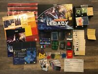 Z-Man Boardgame Pandemic Legacy - Season 1 Red SW - Missing Pieces - Unpunched