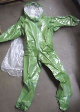 Kappler Hazmat 4T571 Suit M Cpf4 Size Total Encapsulating Suit Expanded Back