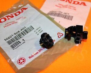 BRAND NEW Honda ODYSSEY PILOT Hood Opener Prop Rod Holder CLIP & GROMMET 2PC KIT