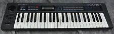 Vintage Roland Alpha Juno Synthesizer W/Case Great Working Condition!!!