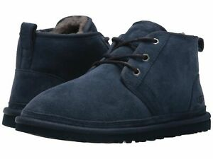 [3236-NWNV] UGG Men's Neumel Chukka Boots Suede New Navy *NEW*