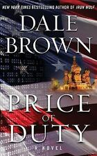 PRICE OF DUTY unabridged audio book on CD by DALE BROWN - Brand New! 14 Hours!
