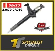 Toyota Avensis 2.2 D Reconditioned DENSO Diesel Injector 23670-0R010