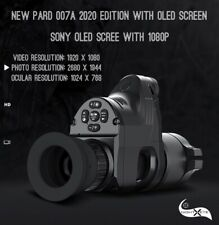 Pard NV007 A 2020 Edition With OLED screen 16mm Night Vision