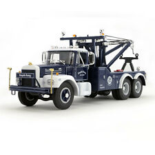1:34 First Gear *TURNPIKE TOWING* MACK BROCKWAY Tandem Axle WRECKER Tow Truck