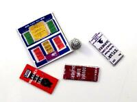 Dolls House Thimble & Needles Pack Miniature 1:12 Scale Sewing Room Accessory