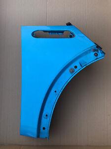 BMW MINI ONE D COOPER S R50 R52 R53 2001-2006 O/S RIGHT WING ELECTRIC BLUE