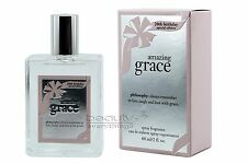 Philosophy Amazing Grace 20th Birthday Special Edition 2oz EDT Spray NIB Sealed