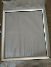 """New listing Artistree Frame 31"""" x 26"""" Silver Brushed Finish Free Shipping"""