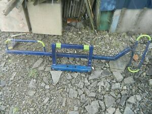 TRIALS BIKE CARRIER FOR VEHICLE USED