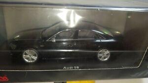 Schuco PRO.R43 Audi S8 Noir Black 1/43 450885100 Livr. Gratuite voir annonce