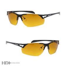 HD Driving Metal Aviator SunGlasses Vision Blue Blocker High Definition Black a