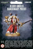Sanguinary Priest Apothecary Blood Angels NEW in BOX Space Marines Warhammer 40K