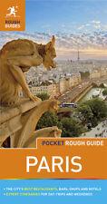 Pocket Rough Guide Paris - Free shippong - New