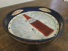 Old Pepsi Mexican Soda Tray-Restaurant Bar-Vintage-Metal-13 in.-Advertising-1965