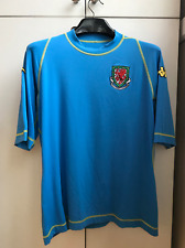 Wales Away football shirt 2002 - 2004 Jersey Kappa Size L