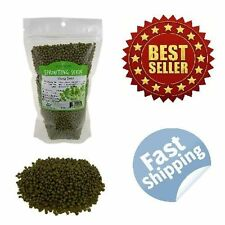 NEW Mung Bean Sprouting Seed 1 Lb Organic Non-GMO Dried Beans for Sprouts Garden