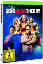 THE BIG BANG THEORY, Staffel 7 (3 DVDs) NEU+OVP