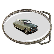 RILEY ELF CLASSIC CAR BELT BUCKLE - GREAT GIFT ITEM