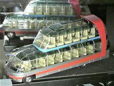 """CAR CTROEN """"55"""" CURRUS (CITYRAMA PARIS 1957/68) belle réalisation 1/43 : 23cms"""