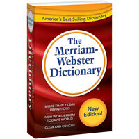 MERRIAM-WEBSTER THE MERRIAM WEBSTER DICTIONARY