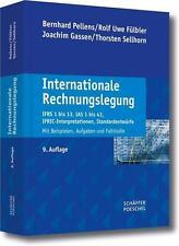 Internationale Rechnungslegung von Rolf Uwe Fülbier, Thorsten Sellhorn und Joachim Gassen (2014, Gebundene Ausgabe)