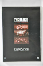 "The ALARM ""Live in the Poppy Fields"" RARE DVD/CD Edition"