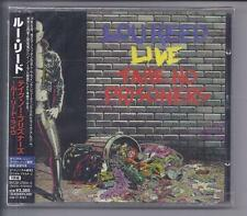 LOU REED Live take no interest 2cd set Japon CD BVCM - 37404-5 vu SEALED NEW
