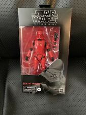 "Star Wars The Black Series #106 Sith Jet Trooper 6"" Figure"