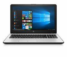 HP Laptop i3-7100U 4GB RAM 1TB HDD Win10 Home 15.6 Inch 6UY82UA#AB - Silver