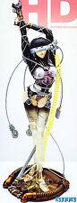 Motoko Ghost in the shell hard disk 1/6 unpainted statue figure model resin kit