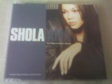 SHOLA AMA - YOU MIGHT NEED SOMEBODY - UK CD SINGLE - PART 2