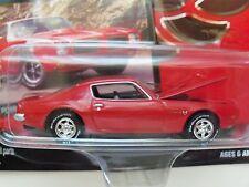 JOHNNY LIGHTNING - 1973 PONTIAC FIREBIRD FORMULA SD (RED) - DIECAST