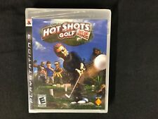 Hot Shots Golf: Out of Bounds (Sony PlayStation 3, 2008) PS3 New Factory Sealed