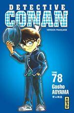 Détective Conan T.78 Aoyama Gosho occasion Livre