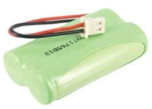 Battery for Fisher Price Baby Monitor IC4390A-J245805R J2457 J2458 M6163 3.6V