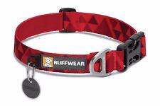 Ruffwear Hoopie Dog Collar 25203/907 Red Butte NEW