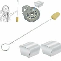 2pc Cam Phaser Lock Out Kit&Timing Chain Locking Wedge Tool for Ford 5.4/4.6L an