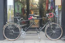 """Vintage Jack Taylor 23"""" Touring Tandem Bike Reynolds 531 TA Retro Huret Eroica"""