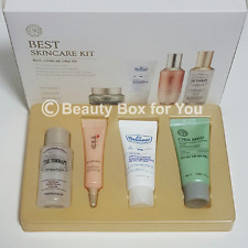THE FACE SHOP Best Skin Care Special Kit 4 items + Gift(Mask Sheet)