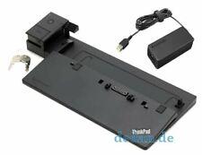 LENOVO ThinkPad Dockingstation Pro Typ 40A1 + Schlüssel + Netzteil 90W