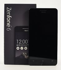 "USED - ASUS ZenFone 6 A601CG Black (Factory Unlocked)  16GB - 6"" - Dual Sim"