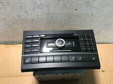 OEM MERCEDES BENZ W212 E350 10-13 NAVIGATION RADIO CD PLAYER COMMAND HEAD UNIT