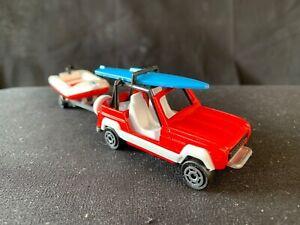 Vintage Majorette JP4 252 SURF Neuf sans boite new unboxed