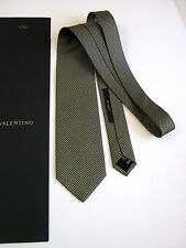 VALENTINO NUOVA NEW TAILORING SARTORIALE SETA SILK ORIGINALE MADE IN ITALY