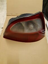 MG ZR ROVER 25 DRIVERS REAR LIGHT AND BULB HOLDER FROM A 2003