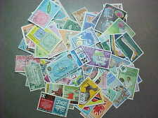 76 DIFFERENT TRINIDAD & TOBAGO IN COMPLETE SETS ONLY /  STAMP COLLECTION - LOT